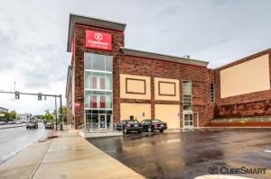 CubeSmart Self Storage - Worcester - 345 Shrewsbury Street Facility at  345 Shrewsbury Street, Worcester, MA