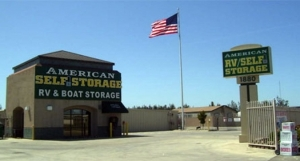 American Self Storage and RV/Boat Parking of Stockton and U-Haul - Photo 1
