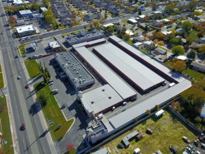 Prime Storage - West Valley Facility at  4895 West 3500 South, West Valley City, UT