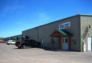 Grand Teton Business Park and Storage