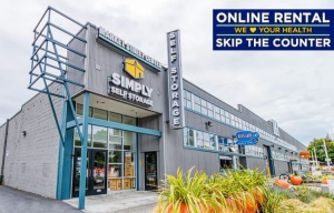 Simply Self Storage - 2811 NW Market Street - Ballard Facility at  2811 Northwest Market Street, Seattle, WA