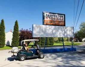 Protector Storage Facility at  6187 Lake Ave, Elyria, OH