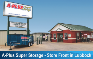 A-Plus Super Storage - Slide