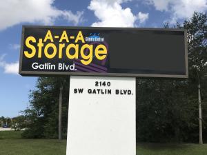 AAA Storage Gatlin