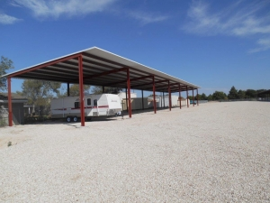 Zia Stor-All Facility at  4128 North Grimes Street, Hobbs, NM