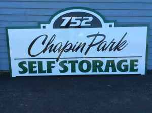 Chapin Park Self Storage