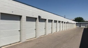 Image of U-Store-It - Las Cruces Facility at 1100 E Madrid Ave  Las Cruces, NM