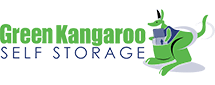 Green Kangaroo Self Storage Facility at  13399 Main Street, Akron, NY