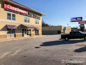 CubeSmart Self Storage - Greenville - 450 Haywood Rd