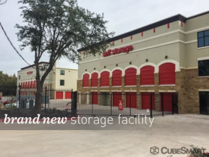 CubeSmart Self Storage - Austin - 2525 S I-35