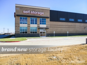 CubeSmart Self Storage - Crowley - 401 W Rendon Crowley Rd