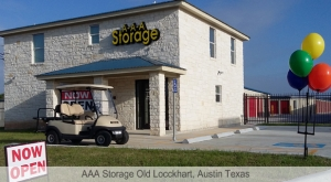 AAA Storage Old Lockhart