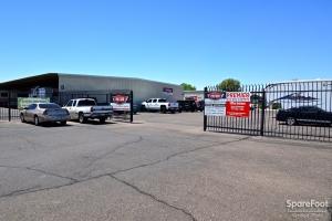 Image of Premier RV & Self Storage Facility on 8030 N El Mirage Rd  in El Mirage, AZ - View 2