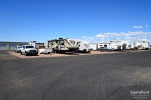 Image of Premier RV & Self Storage Facility on 8030 N El Mirage Rd  in El Mirage, AZ - View 3