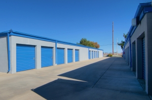 Image of A-American Self Storage - 10th Street West Facility on 41413 10th St W  in Palmdale, CA - View 3
