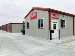 All About Storage - I Street Facility at  11634 I Street, Omaha, NE