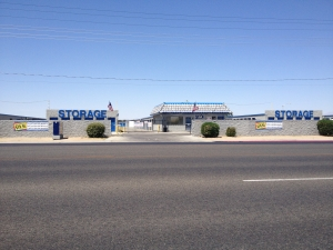 A-American Self Storage - Ridgecrest Facility at  200 E Ridgecrest Blvd, Ridgecrest, CA