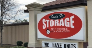 Santa Fe Storage - Gainesville & Self Storage Units Gainesville FL | Cheap Facilities in Florida