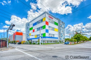 CubeSmart Self Storage - Miami - 490 NW 36th St Facility at  490 Nw 36th St, Miami, FL