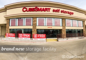 CubeSmart Self Storage - Carrollton - 2515 East Rosemeade Parkway