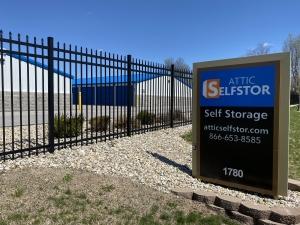 Attic Selfstor - Belleville Facility at  1780 Church Street, Belleville, IN