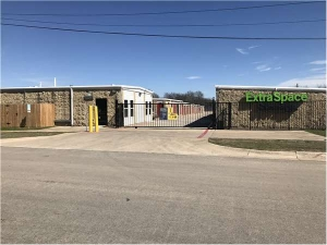 Extra Space Storage - Denton - Frame Street