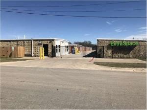 Extra Space Storage - Denton - Frame Street