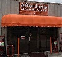 Affordable Secure Storage - Citrus Springs