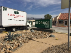 A Storage Place - Indio - 83050 Avenue 45