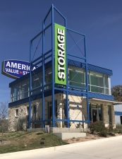 American Value Storage (formerly Extra Space)
