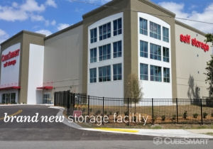 CubeSmart Self Storage - Jacksonville - 45 Jefferson Rd - Photo 1