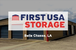 First USA Storage of Belle Chasse