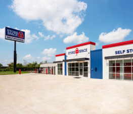Store Space Self Storage - #1002 Facility at  260 Interstate 10 Frontage Road, Beaumont, TX
