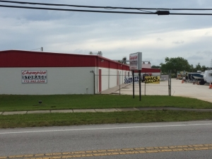 Champion Storage Facility at  1060 Old Dixie Hwy, Vero Beach, FL
