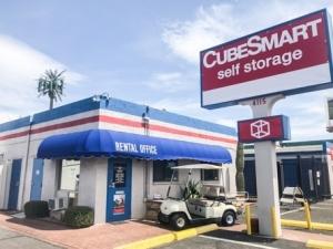 CubeSmart Self Storage - Tucson - 4115 E Speedway Blvd