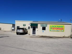 Lockaway Storage - Randolph Facility at  9482 East Fm 1518 North, Schertz, TX