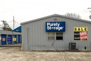 Purely Storage - Bridge City Facility at  110 Tenney Street, Bridge City, TX