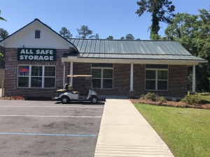 All Safe Storage - Central Facility at  923 Central Avenue, Summerville, SC