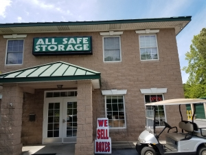 All Safe Storage - Ladson Facility at  3674 Ladson Road, Ladson, SC