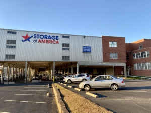 Storage of America - Gustine Facility at  4327 Gustine Avenue, St. Louis, MO