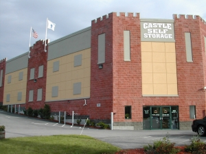 Castle Self Storage - North Weymouth