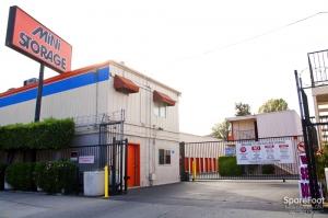 Image of Van Nuys Mini Storage Facility at 9635 Van Nuys Boulevard  Panorama City, CA