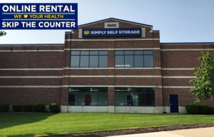 Image of Simply Self Storage - 1400 East Michigan Avenue - Saline Facility at 1400 East Michigan Avenue  Saline, MI