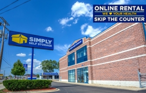 Image of Simply Self Storage - 2325 S Dort Highway - Flint Facility at 2325 South Dort Highway  Flint, MI