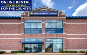 Simply Self Storage - 50586 West Pontiac Trail - Wixom Facility at  50586 West Pontiac Trail, Wixom, MI