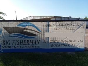 Big Fisherman Storage Center