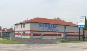 Storage Express - Clarksville - Little League Boulevard Facility at  513 Little League Boulevard, Clarksville, IN