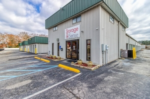 Storage Sense - Hartselle Facility at  1800 Teague Road Northwest, Hartselle, AL