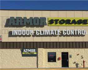 Armor Storage - Blair