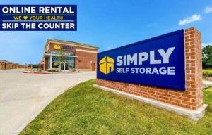 Simply Self Storage - 3801 Hardin Boulevard - Stonebridge Ranch Facility at  3801 Hardin Boulevard, McKinney, TX